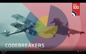 RAF100: Codebreakers & Communication