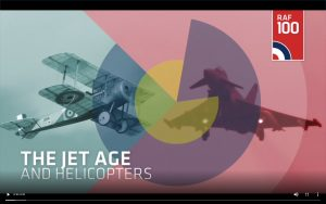 RAF100: The Jet Age & Helicopters